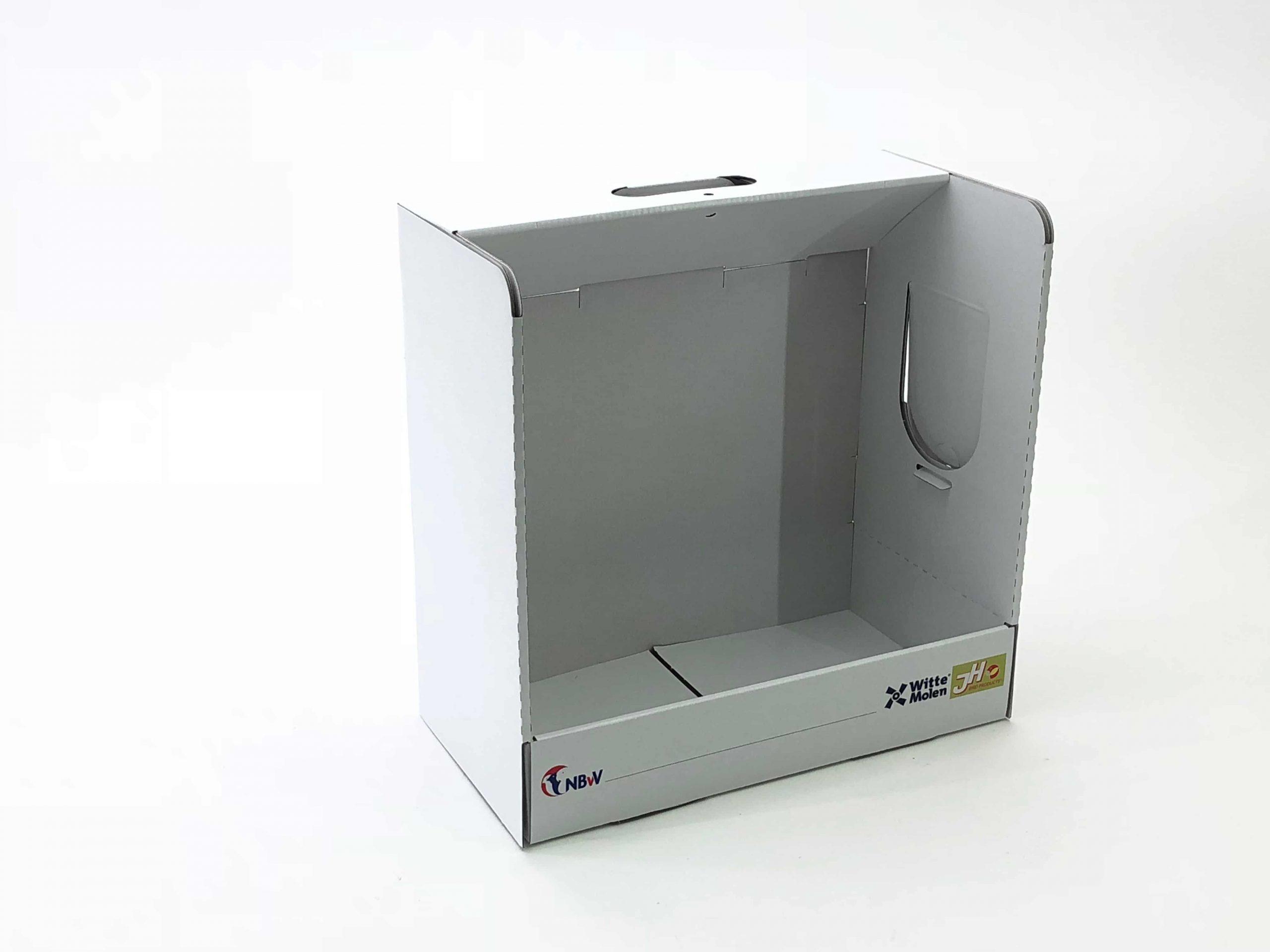 JH kartonnen tt-kooien & onderbakken vanaf €0,99